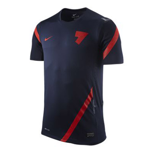 CR SS TRAINING TOP